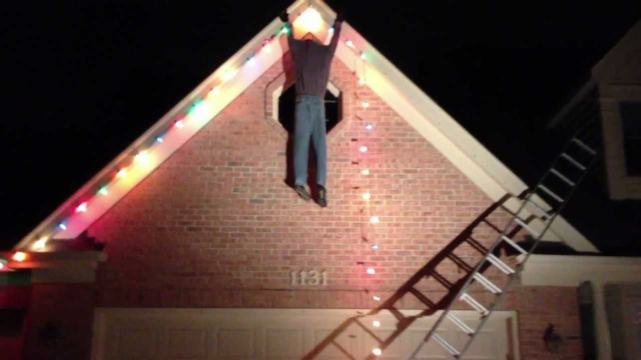 Christmas Light Takedown: The When And The How